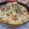 Spaghetti Carbonara Madalena